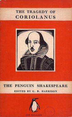 The Penguin Shakespeare: 1947 | Flickr - Photo Sharing! #young #design #graphic #book #books #cover #penguin #edward #typography
