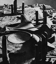 http://fuckyeahbrutalism.tumblr.com/post/47121929084/plan for the new center of torino italy 1960s #urbanism #brutalism #architecture #models