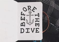 Before the Dive by Alec Phelps