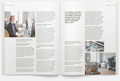 Issue 3 — Offscreen Magazine #layout #design #editorial