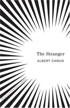 The Stranger #book #book cover #editorial