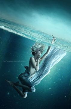 Underwater Photoshop Manipulations