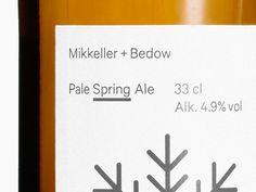 Mikkeller Pale Spring Ale #beer