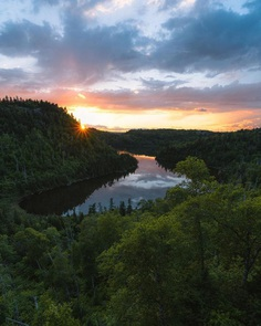 Minnesota From Above: Striking Drone Photography by Tucker Olson