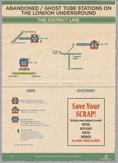 Penney Design Tumblr - Search (ghost station) #infographic