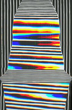 Amélie Petit Moreau | PICDIT #art #design #glitch #black