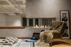 A Open and Multifunctional Living Space for the Fashion Brand Tkstyle Boutique 4