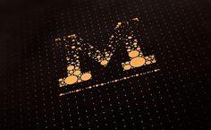 Murmure identité 2012 – | Murmure – Agence Créative | Agence de communication àCaen #logo #typography