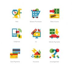22 Seven #illustration #icons
