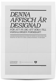 Research and Development #poster #typography