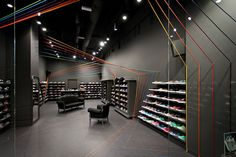 Run Colors Sneaker Store on Behance #store