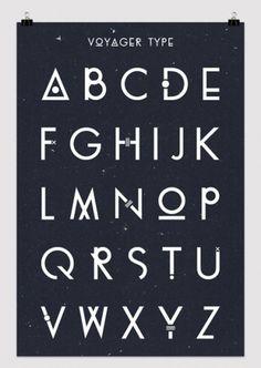 voyager-typography-8.jpg (450×633) #noveu #art