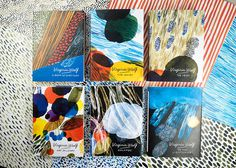 Aino-Maija Metsola, #Marimekko #illutrator #book #covers #virginiawoolf #pattern