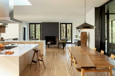 dining room by William / Kaven Architecture