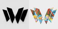 Cirque du Soleil, Safewalls | Écorce Atelier Créatif #print #logo #safewalls