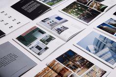 Zaha Hadid Book #branding #logo #identity #motherdesign #julestardy #architecture #book #blindemboss #print #spread #layout