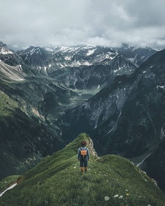 #folkcreative: Stunning Adventure Photography by Daniel Weissenhorn