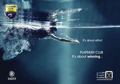 Platinum Club ad by ~Rashidy on deviantART