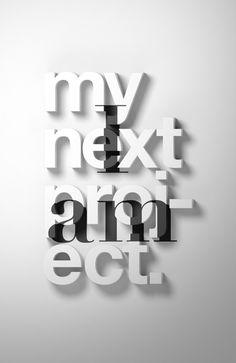 by Fernando Mattei #lettering #poster