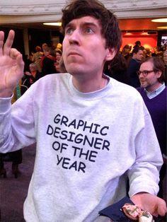 bearnaked #graphic #the #designer #of #year sweatshirt