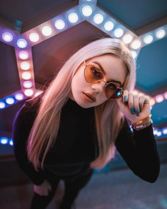 Vibrant Fashion and Street Style Portraits by Logan Detty