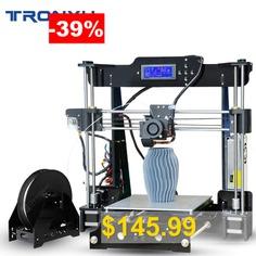 TRONXY #3D #printer #new #l #DIY #high #precision #3D #fast #printer #P802MA
