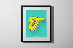 Framed Vector Illustration, done at: Topping Creative studio