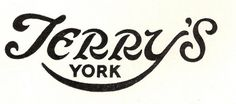 All sizes | Terry's logo cursive | Flickr - Photo Sharing! #type #lettering #hand #logo