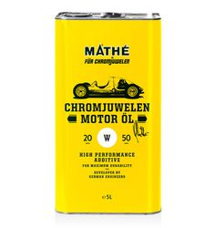 lovely package chromjuwel en motor ol 1 #motor #retro #oil