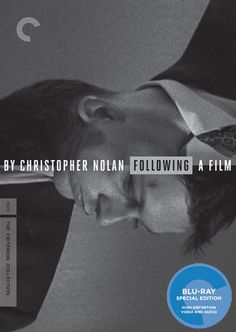 Following (1999) The Criterion Collection #cover #film #movie #dvd