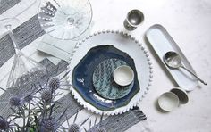 tablescape, photography, white, gray, styling, inspiration, dinnerware, pottery