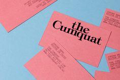 The Cumquat — Studio Hi Ho
