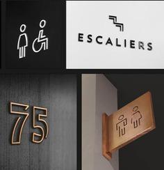 Wayfinding   Signage   Sign   Design   TERRASS' hotel