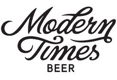 Modern Times Beer — Simon Walker / Super Furry