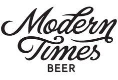 Modern Times Beer — Simon Walker / Super Furry