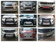 Mahindra Scorpio Front Car Crash Guards Naraina New Delhi, Scorpio Front Car Crash Guard