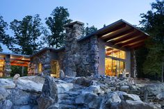 Raven Crest House Hefferlin Kronenberg Architects 2