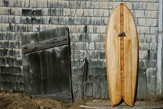 Grain Surfboards hand made in New England