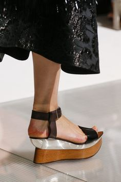 Marni Spring 2013 Ready to Wear Collection Slideshow on Style.com #sandal #marni