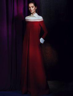 Benjamin Lennox for Document Journal #model #girl #photography #fashion #winter
