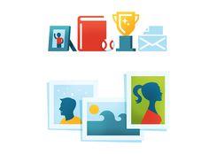 eHarmony Icons Matt Lehman Studio #icons #matt lehman #eharmony