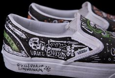 """VANS """"OFF THE WALL"""" 2013 SPRING / SUMMER CAMPAIGN /// NeochaEDGE /// #vans"""