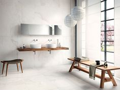 Tiles With Stone Effect