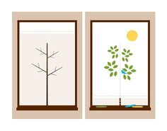 grain edit · Heartwork 2012 #illustration #poster #jason munn #tree #spring #heartwork