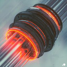 everydays - august 2014 Mike Winkelmann | Behance #tech #render #futuristic #fi #sci #3d