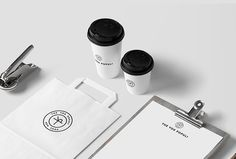 The Vox Populi by Sam Curtis #stationery #branding