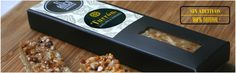 Packaging de turrón | Nougat packaging #nougat #packaging #hazelnut #design #food