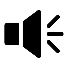 See more icon inspiration related to speaker, megaphone, loudspeaker, volume, seo and web, interface and sound on Flaticon.