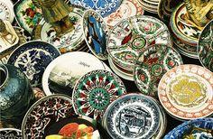 Margarita Nikitaki #plate #pattern #photo #vessels #photography