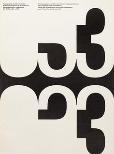 Cover from 1962 issue 3 #poster #typography